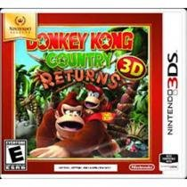 Nintendo Selects Donkey Kong: Country Returns 3D - 3Ds -