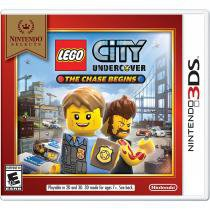 Nintendo selects lego city undercover - 3ds -