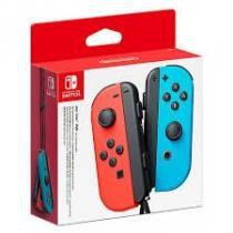 Nintendo Switch Joy-Con (L) e (R) - Vermelho e Azul -