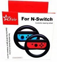 Nintendo Switch Joy-con Wheel Pair  - Volante Duplo -
