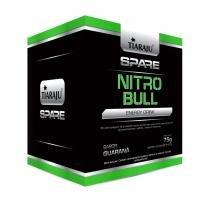 Nitro Bull Spare - Tiaraju - Guaraná - 15 sachês 5,0g 75g - Tiaraju