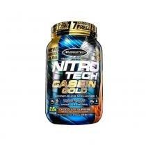 Nitro Tech Casein Gold 1,1kg - MuscleTech -