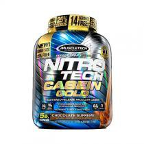 NITRO TECH CASEIN GOLD 2,28kg - CHOCOLATE SUPREMO - Muscletech