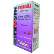 Nitroformiga Rosa Nitrosin 1 Kg - Caixa com 10 unidades - Nitrosin