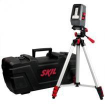 Nível a laser de linha com auto nivelamento 0516 skil - Skil
