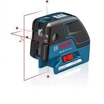 Nível a laser de ponto e linha gcl 25 bosch - Bosch