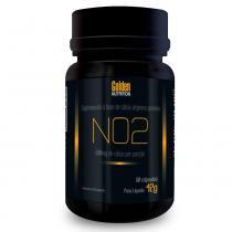 No2 - 60 Cápsulas - Golden Nutrition - Golden Nutrition