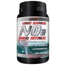No2 Vaso Expand Óxido Nítrico (NO2) 120 Cápsulas - New Millen