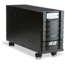 Nobreak NHS Laser Prime Senoidal 3000VA E.Bivolt S.120V Bat 8x7Ah/96V Eng+USB 8 tomadas -