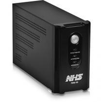 Nobreak NHS Mini III 700VA/350W Bivolt Preto (E.Bivolt / S.120V ou 220V (jumper interno) / Selada 1 x 7Ah) -