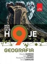 Nos Dias De Hoje Geografia 9 Ano - Leya - 952861