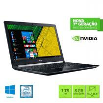 """Notebook 15,6"""" I5 /2GB DED /1TB HD /Windows10 Acer - Acer"""