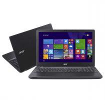 "Notebook 15"" Acer E5-571-31FJ Intel Core I3 4GB 500GB e Win8.1 -"