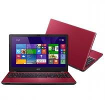 "Notebook 15.6"" Acer E5-571-376T Intel Core I3 4GB 1TB e Win8.1 -"