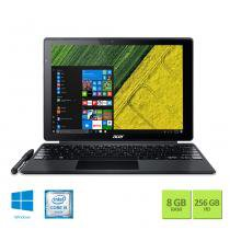 """Notebook 2 em 1 Acer Intel Core i5 8GB RAM 256GB SSD 12"""" Touch Windows 10 - Acer"""