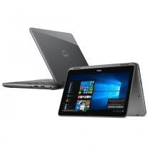 """Notebook 2 em 1 Dell Inspiron 11 3168-A10, Intel Pentium Quad Core, 4GB, 500GB, Tela Touch 11.6"""" e Windows 10 - Dello"""