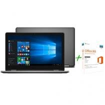 Notebook 2 em 1 Dell Inspiron 15 I15-7558-A20 - Intel Core i7 8GB 1TB + Office 365 Personal