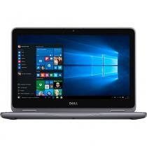 "Notebook 2 em 1 Dell Inspiron I11-3168-A10 - 11.6"" - Intel Quad Core, 4Gb, 500Gb, Windows 10 -"