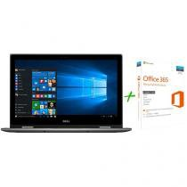 "Notebook 2 em 1 Dell Inspiron i13-5378-A20C Intel - Core i5 8GB 1TB LED 13,3"" + Microsoft Office 365"
