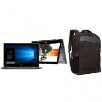 Notebook 2 em 1 Dell Inspiron i13-5378-A30C - Intel Core i7 7ª Geração 8GB 1TB LED + Mochila