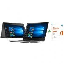 """Notebook 2 em 1 Dell Inspiron I15-7568-A20 - Intel Core i7 8GB 1TB LED 15"""" + Office 365 Home"""