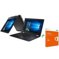 Notebook 2 em 1 Lenovo Yoga 510 Intel Core i5 - 6ª Geração 4GB 1TB + Office Home & Business
