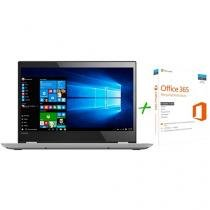 "Notebook 2 em 1 Lenovo Yoga 520 Intel Core i5 4GB  - 1TB LED 14"" Touch Screen + Microsoft Office 365"