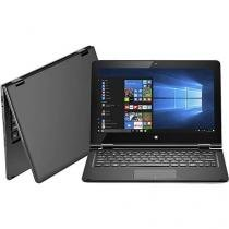 "Notebook 2 em 1 Multilaser M11W Intel Atom 2GB 32GB Tela 11,6"" Windows 10 -Cinza -"