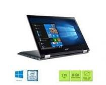 Notebook 2 em 1 Touch ACER SPIN SP314-51-C5NP I5-8250U 8GB 1TB Graphics 620 Dedi 14 POL. W10 Home 64 - N -