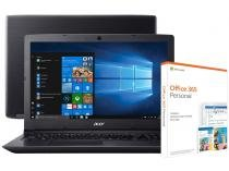Notebook Acer Aspire 3 A315-53-333H Intel Core i3 - 4GB  + Pacote Microsoft Office 365 Personal