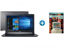 Notebook Acer Aspire 5 A515-51-51UX Intel Core i5 - 8GB 1TB LED + PC: 101 Jogos Inesquecíveis