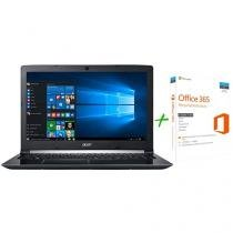 "Notebook Acer Aspire 5 A515-51-52CT Intel Core i5 - 4GB 1TB LED 15,6"" Full HD + Microsoft Office 365"