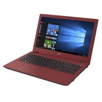Notebook Acer Aspire E5-574-307m 15.6 Pol Interior Vermelho Intel Core i3-6100u 4GB Ddr3 1TB Windows 10 - Acer