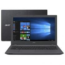"Notebook Acer Aspire E5 Intel Core i3 5º Geração - 4GB 500GB LED 15,6"" Windows 10 Professional"