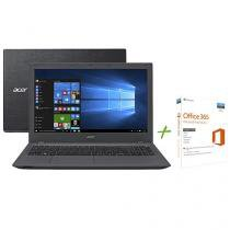 "Notebook Acer Aspire E5 Intel Core i7 6ª Geração - 8GB 1TB LCD 15,6"" + Office 365 Personal"