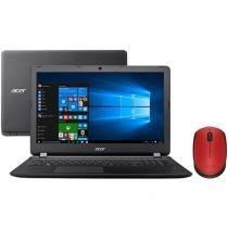 "Notebook Acer Aspire ES1-572-36XW Intel Core i3 - 4GB 1TB LED 15,6"" + Mouse Sem Fio Laser 1000dpi"