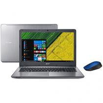 "Notebook Acer Aspire F5 Intel Core i7 16GB 2TB LED - 15,6"" GeForce 4GB Windows 10 + Mouse Sem Fio"