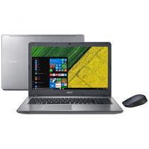 "Notebook Acer Aspire F5 Intel Core i7 16GB - 2TB LED 15,6"" GeForce 4GB Windows 10 + Mouse"