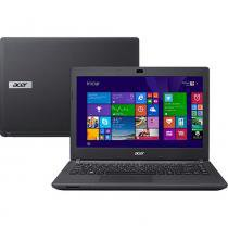 Notebook Acer ES1-411-P5M3 14 Pol Intel Pentium Quad Core RAM 4GB HD 500GB Windows 8.1 - Acer
