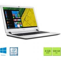 Notebook ACER Tela 15,6 Aspire ES15 - Core I3-6006U, 4GB, HD 500GB, Win10 -