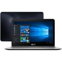 "Notebook Asus Série X X556UR Intel Core i7 - 8GB 1TB LED 15,6"" Placa de Vídeo 2GB Windows 10"