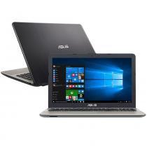 "Notebook Asus X541NA-GO473T, Intel Celeron Quad Core, 4GB, 500GB, Tela 15.6"", Windows 10 Home -"