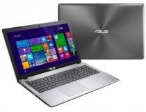 Notebook Asus X550LA-BRA-XX392H Preto e prata - Asus