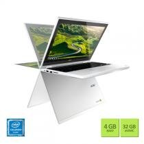 Notebook Chromebook CB5-132T-C9F1 - 11.6 Pol. Intel QC N3150 4GB 32GB Chorme OS - Acer