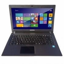 "Notebook compaq presario cq-23, 14"", intel celeron dual core, 4 gb, hd 500 gb, windows 10 -"