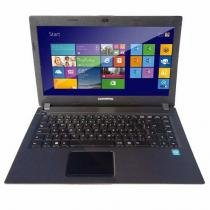 "Notebook compaq presario cq-23, 14"", intel celeron dual core, 4 gb, hd 500 gb, windows 10 - Compaq"