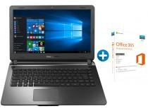 "Notebook Compaq Presario CQ-31 Intel Celeron 4GB - 500GB LED 14"" + Microsoft Office 365 Personal"