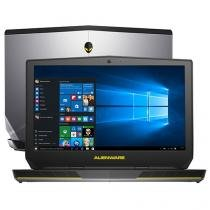 "Notebook Dell Alienware 15 AW-15R2-A10 Intel Core - i5 8GB 1TB LCD 15,6"" Placa de Vídeo 2GB Windows 10"