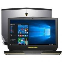 "Notebook Dell Alienware 15 AW-15R2-A10 Intel Core - i5 8GB 1TB LCD 15,6"" Placa de Vídeo 2GB Windows 10"