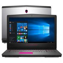"Notebook Dell Alienware 17 AW-17R4-A100 Intel Core - i7 32GB 1TB LED 17,3"" Placa Vídeo 8GB Windows 10"